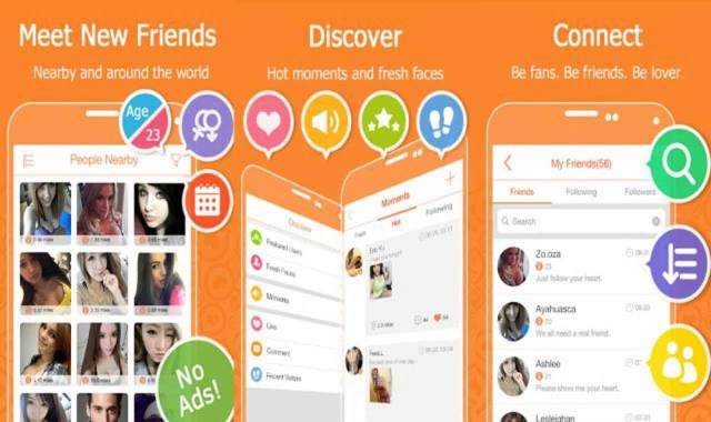 Mico Android Dating app