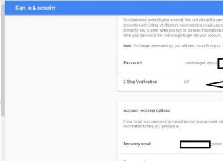 gmail hack prevention tips
