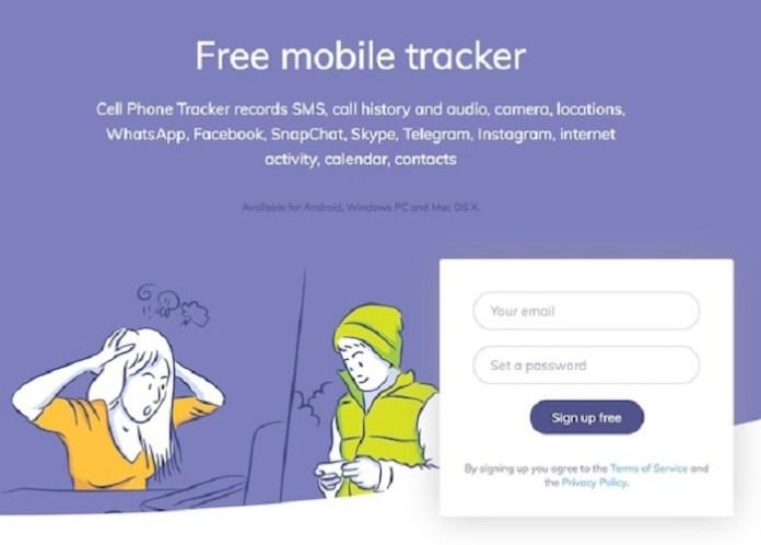 Hoverwatch Smartphone Tracker