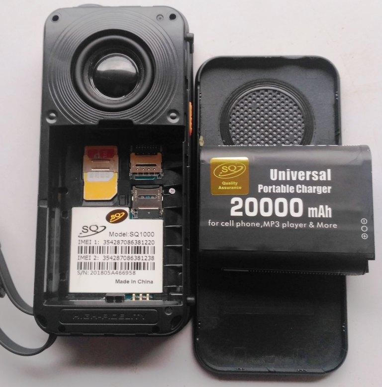 SQ1000 Bluetooth Phone