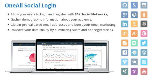 activate social login for SMF