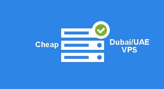 buy cheap Dubai VPS server