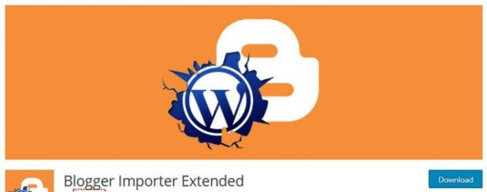 fix blogger importer not working errors