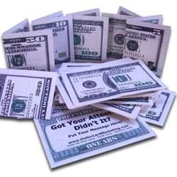 dollar cards