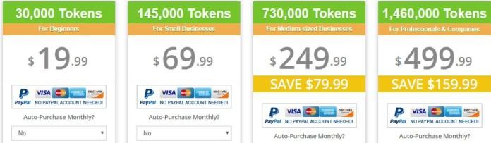 how to buy tokens on linkcollider