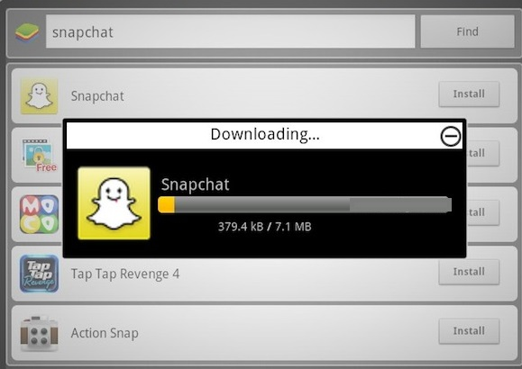 How to use Snapchat on MacOS