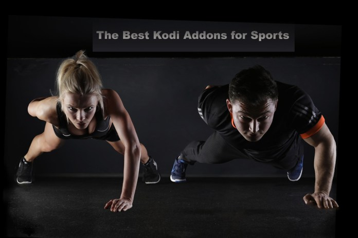 best kodi addons for sports