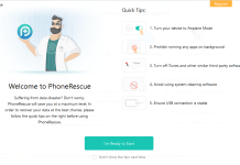 PhoneRescue Review