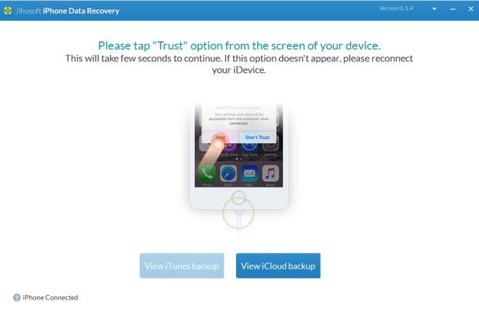 Jihosoft iOS Data Recovery Software Tutorials
