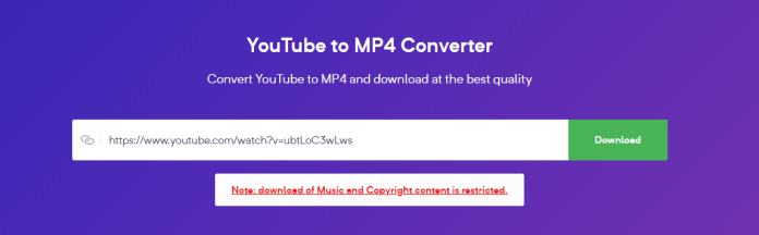 bitDownloader Youtube converter