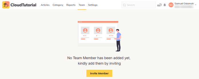 The Cloud Tutorial team members