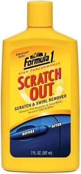 Formula 1 Scratch Out