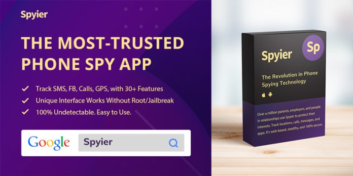 spyier phone monitoring app
