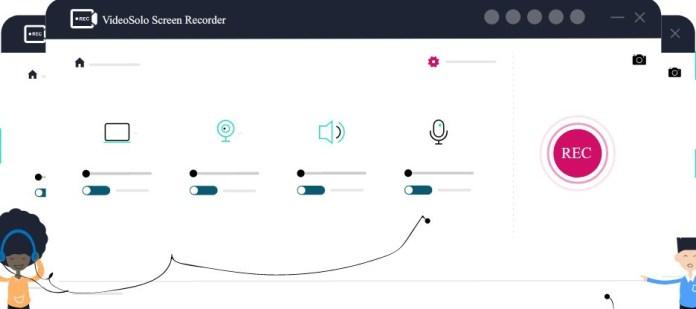 VideoSolo Screen Recorder Review