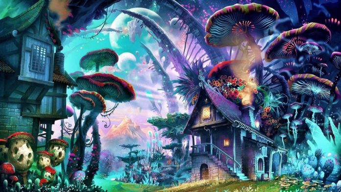 Trippy Wonderland