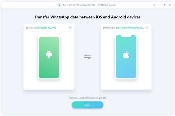 Ways to Transfer WhatsApp Data from Android to iPhone