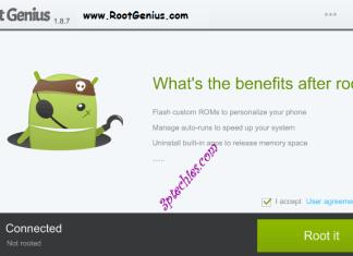 RootGenius is a top rooting tool