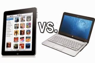 Tablet PC vs Laptop Computers