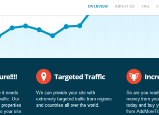 add more traffic review: a bad place to buy ads