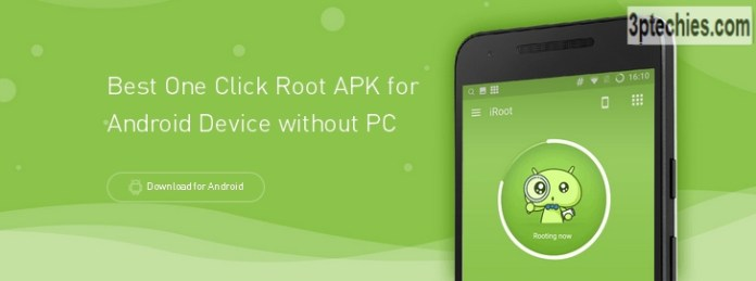 iroot apk app for android rooting