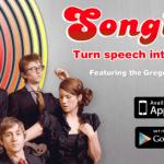 Songify mobile app turns you into a musician in 1click (Auto Tune)