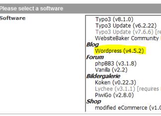 KAS all inkl kasserver CMS installation guide