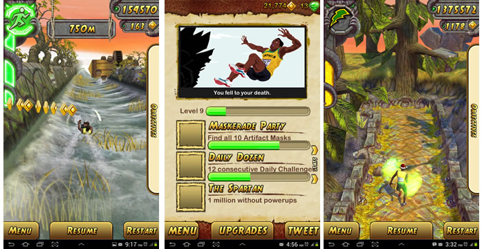 Temple Run 2 for Android Review