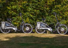 Balance E-Bike für Senioren