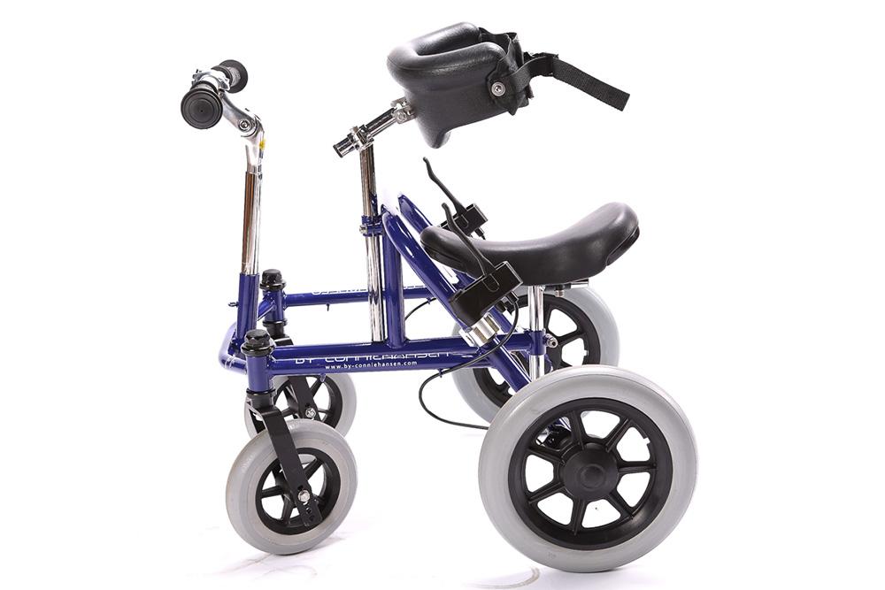 Walker für Behinderte Gehrad