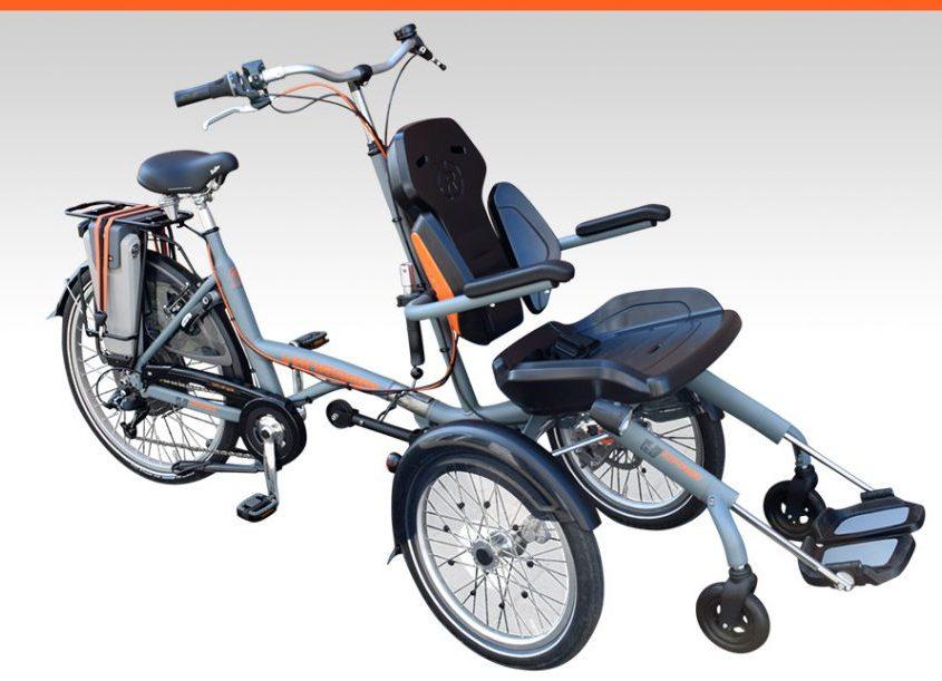Van Raam OPair Rollstuhlfahrräder