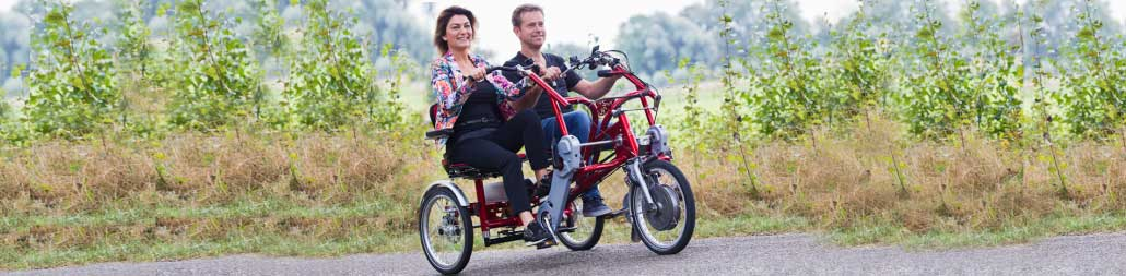 Fun2Go Tandem bei Clever Cycling