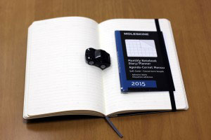 MOLESKINE(モレスキン)「Monthly Notebook Diary」