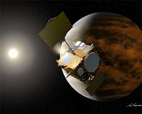 宇宙ミッション、日本のあかつき (探査機)は再度金星へ挑戦