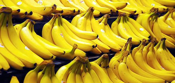 バナナ - ナトリウム排出に役立つ食品ベスト7