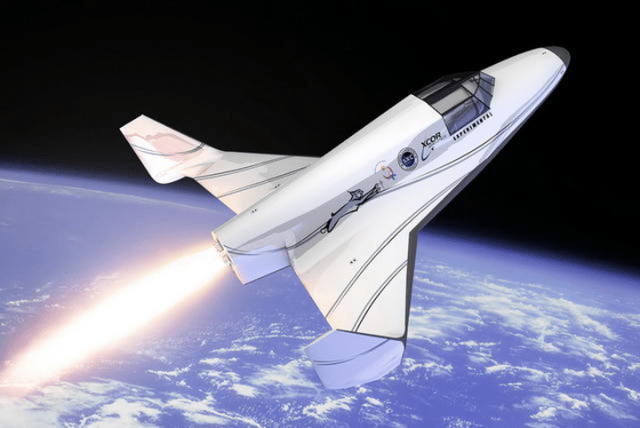 宇宙ミッション、エクスコアエアロスペース社とリンス(Lynx)宇宙船