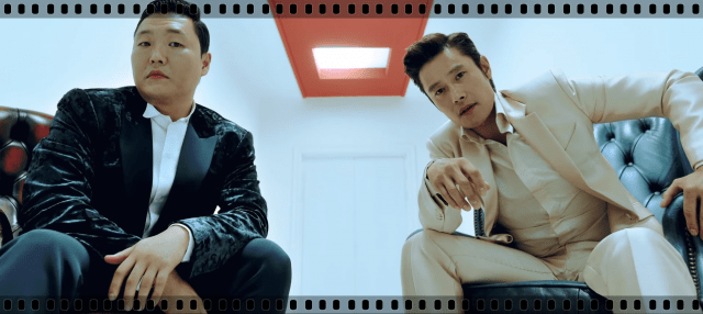 psy(サイ)新曲「I LUV IT」MV、俳優イ・ビョンホン