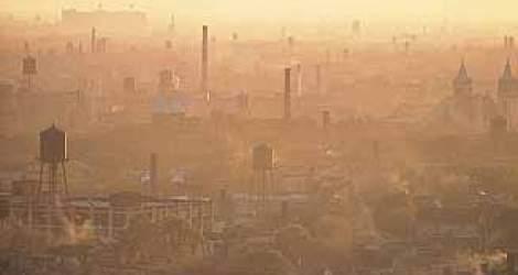 مخاطر تلوث الهواء