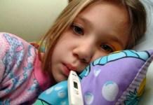 نزلات البرد المتكررة قد تشير لتعرض طفلك لضغوط عصبية و نفسية