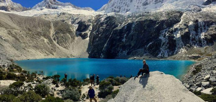 Huaraz / Laguna 69