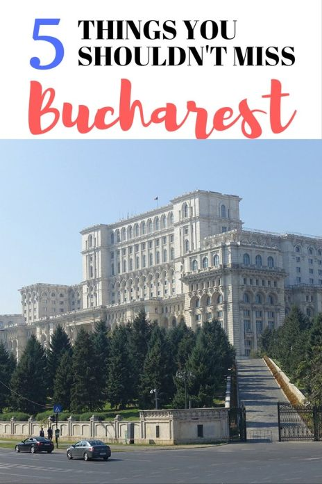 Bucharest is the perfect destination for a weekend trip. In this post you will find out which five attractions you shouldn't miss when visiting Romania's capital.