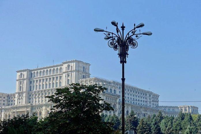 Ceausescu Palace