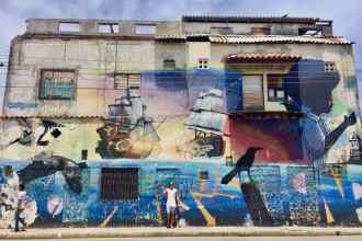Street Art Latin America