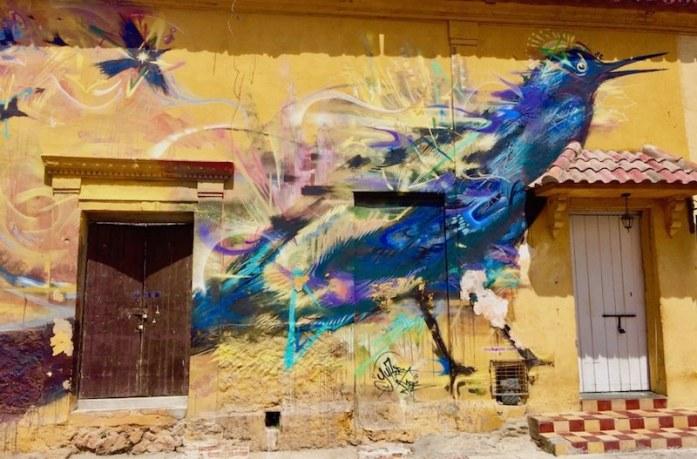 Street Art Cartagena