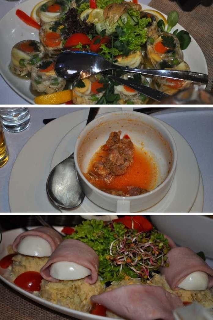 Polish Wedding Food