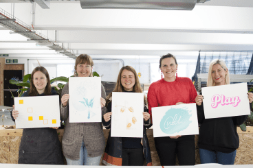 1 Day Paper Screen Printing Workshop