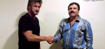 We all love Sean Penn, but why did he meet with a drug kingpin?