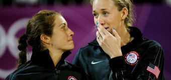 Southern California Pro Volley Baller, Kerri Walsh Jennings and Former Rival Unite for the Olympic Games