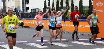 Get your running shoes ready: the LA Marathon is coming to Santa Monica!