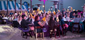 Put on your dancing shoes, Heal the Bay is hosting their Bring Back the Beach Gala at the Santa Monica Pier this Thursday