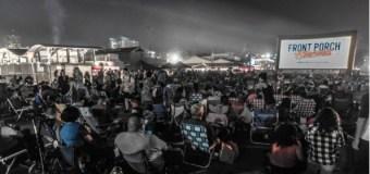Santa Monica Pier Announces Front Porch Cinema